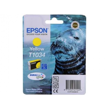 Epson C13T10344A10 Yellow