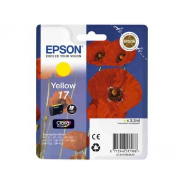 Epson C13T17044A10 Yellow