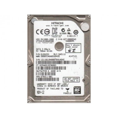 Жесткий диск Hitachi HGST HTS541010A9E680 1000Gb